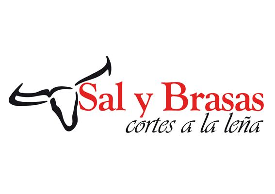 Sal y Brasas